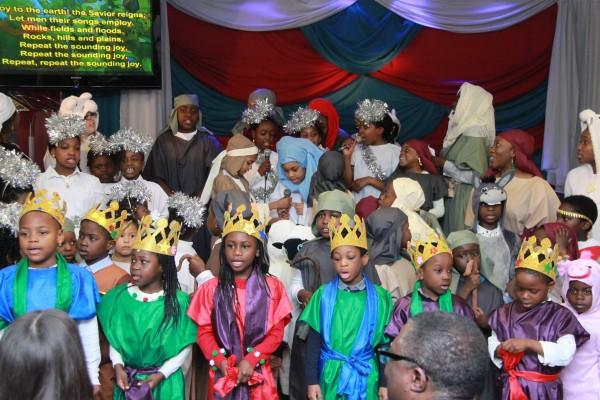DC Children's Nativity Play